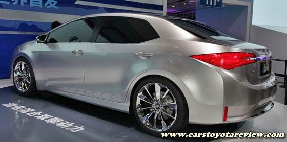 2014 Toyota Corolla Models