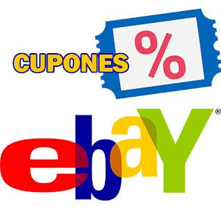 cupones descuento eBay ofertas