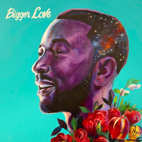 """John Legend Drops """"Bigger Love"""" Album"""