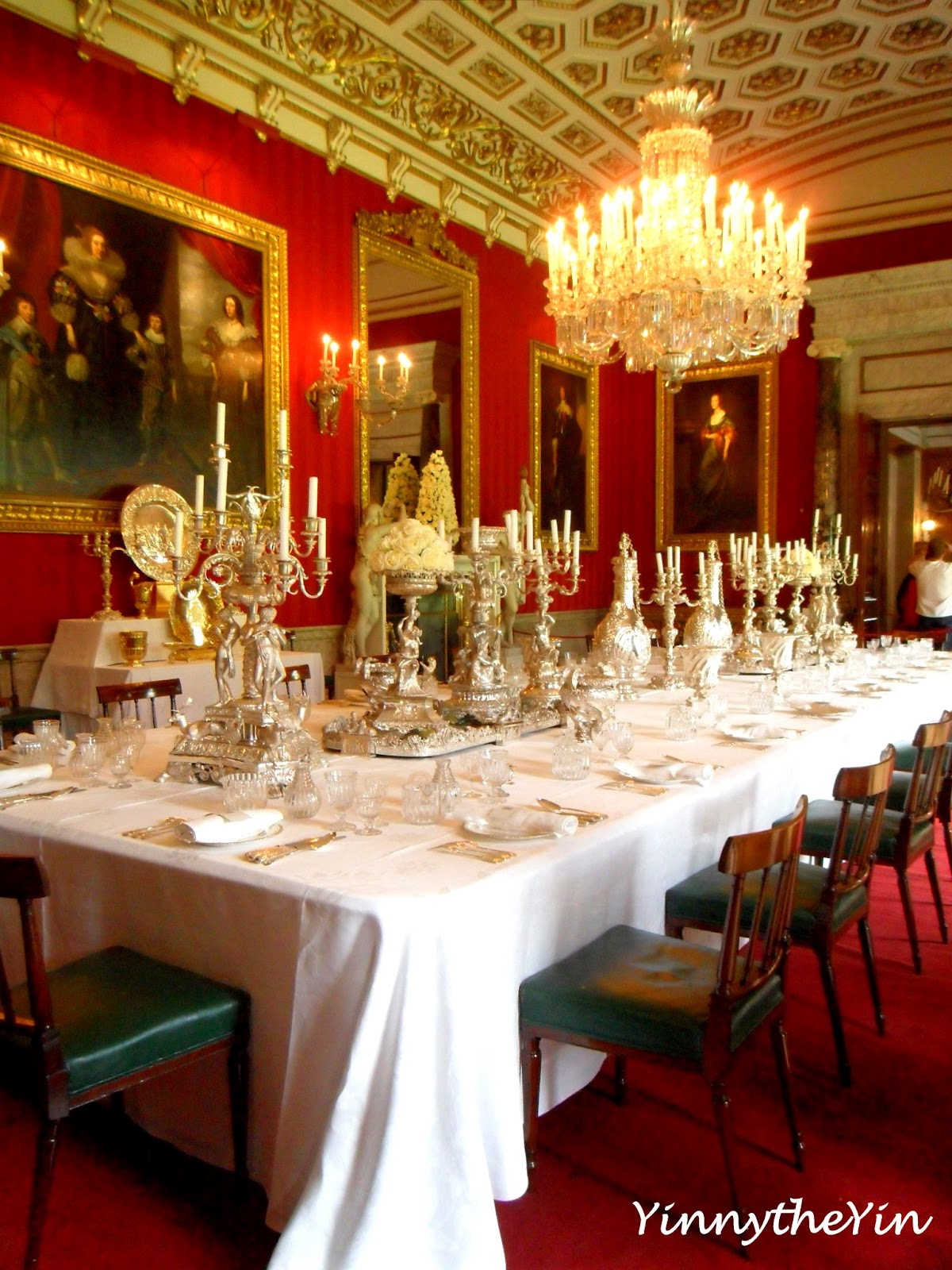 Chatsworth House Room: Yinnytheyin: Chatsworth House
