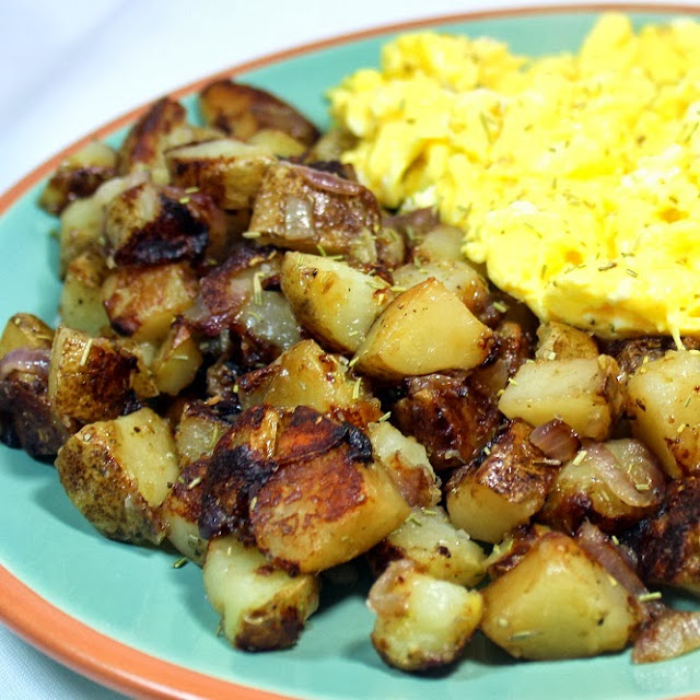 The Greatest Simplest Way To Cook A Potato: 52 Ways To Cook: Really Good Cowboy Breakfast Taters