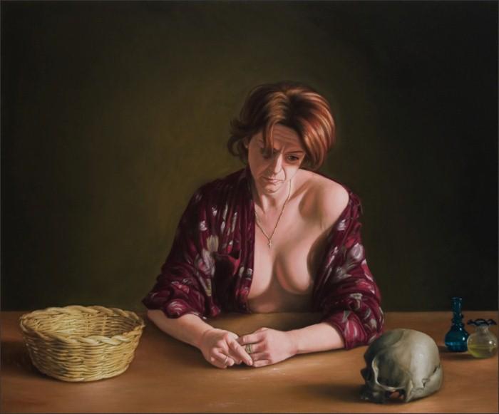 Современные художники Италии. Rocco Normanno 11