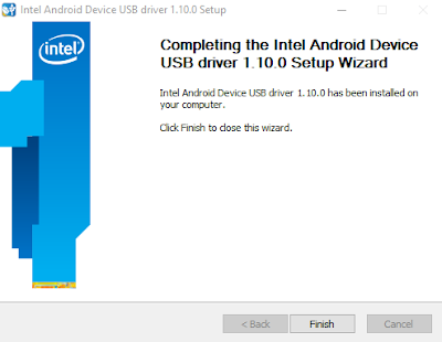 Cara pasang Driver Intel USB 1.10.0 Windows 32 & 64 Bit