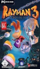 rayman3 pc dvd box550 front lt - Rayman 3 Hoodlum Havoc GOG