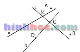 giải bài 1 trang 104 hình học 6