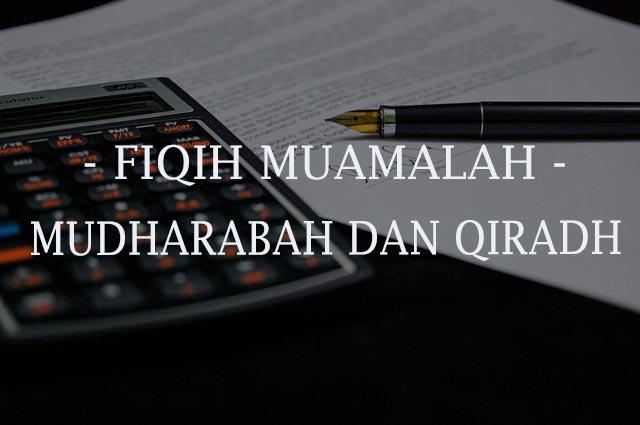 Perbedaan Qiradh dan Mudharabah
