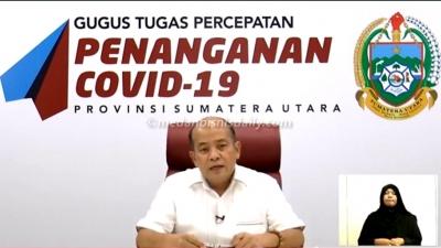 ODP Corona Melonjak di Medan, Deli Serdang, Siantar, Ini Daftar per Kabupaten/Kota