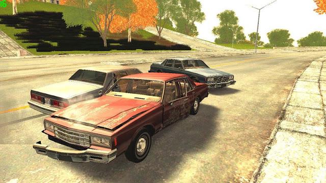 GTA San Andreas Insane Car Crashing Mod 2021