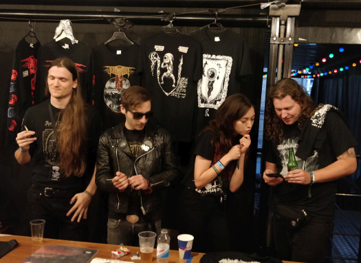 Tchornobog photo from Kill-Town Death Fest