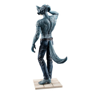 BEASTARS – Shishigumi's Louis y Gray Wolf Legosi, Megahouse