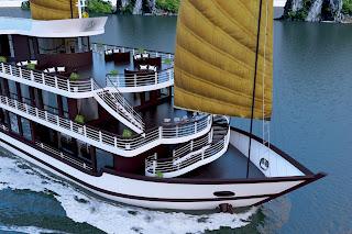 Halong Serenity Cruise