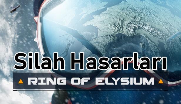 Ring of Elysium Silahların Hasarları