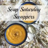 Soup Saturday logo.