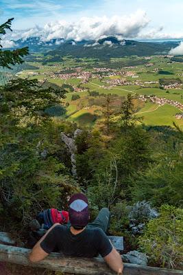 Gamsknogel und Kohleralm  Bergtour Inzell  Wanderung Chiemgauer Alpen 06