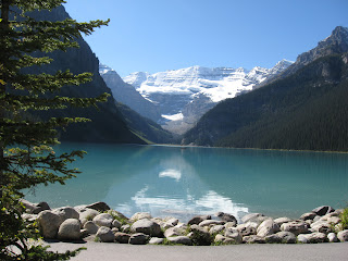 Great Place Lake Louise in Alberta