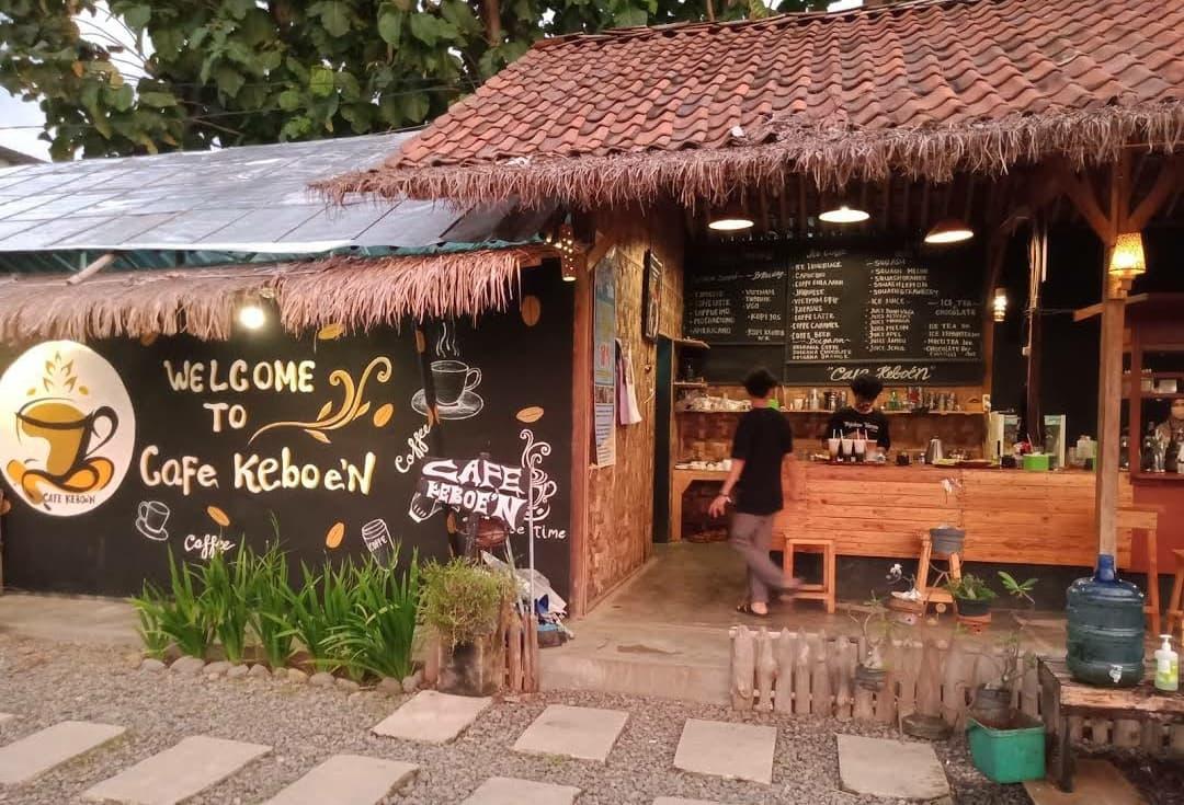 cafe Kebon jambu pangkah