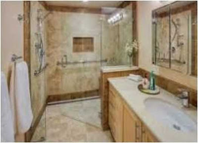 Bathroom Layout Ideas Walk In Shower with Comfortable