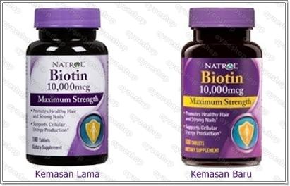 Kamasan Natrol Biotin Original