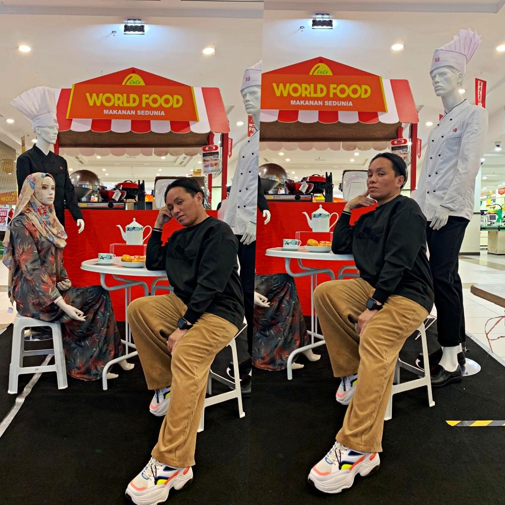 Lulu Hypermarket, Happy at Lulu, Jom Ke Lulu, Lulu Hypermarket Kuala Lumpur, Rawlins GLAM, Rawlins Shops, Shopping Murah di KL, Rawlins Lifestyle, Anniversary Bonanza, Shop & Win, World Food, Bonanza