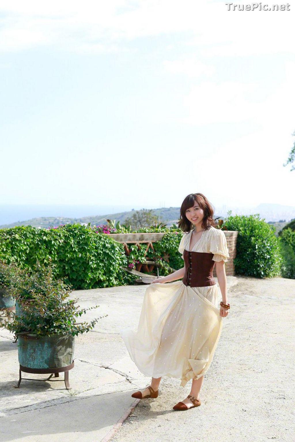 Image Wanibooks No.125 – Japanese Gravure Idol and Singer – Risa Yoshiki - TruePic.net - Picture-1
