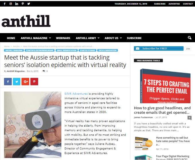 Thanks for the feature Anthill!