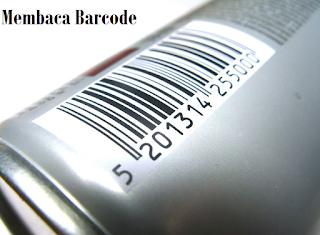 Cara Membaca Kode Barcode 12 Digit