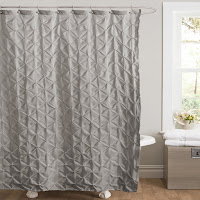 Make your bathroom beautiful with farmhouse shower curtain