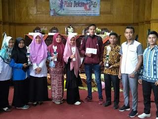 Mahasiswa Jurusan MPI Panen juara di Piala Dekan FTIK