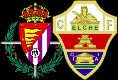 escudos valladolid y elche