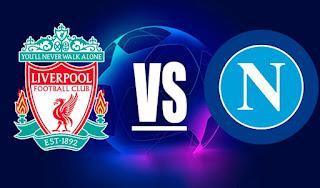 متابعة مباراة نابولي ضد ليفربول مباشر