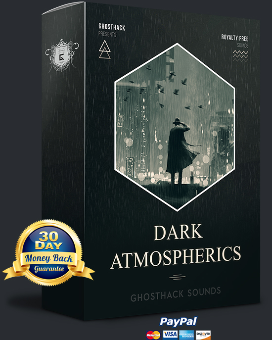 Dark Atmospherics[Ghosthack][Sound Effect]