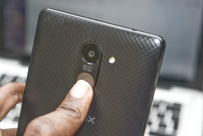 Infinix Hot 4 Fingerprint Scanner
