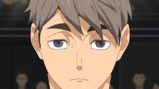 ハイキュー!! アニメ第4期 | 宮治 かっこいい Miya Osamu