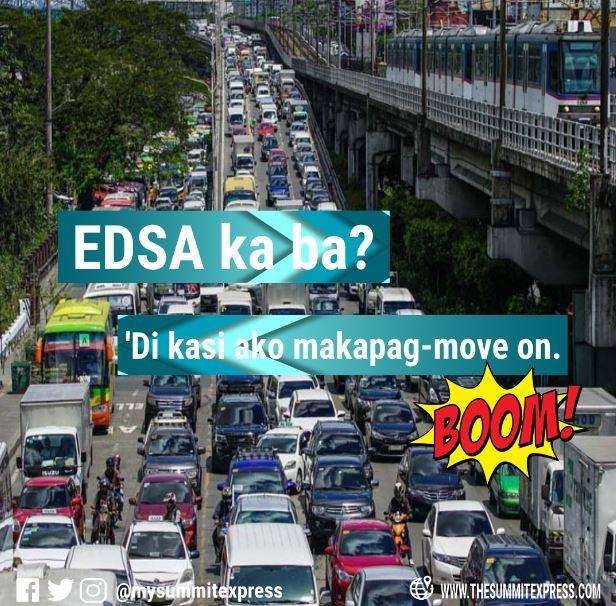 EDSA pickup line