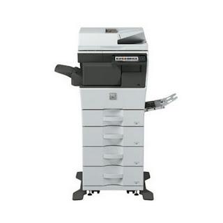 Sharp MX-B355W Scanner Driver Download