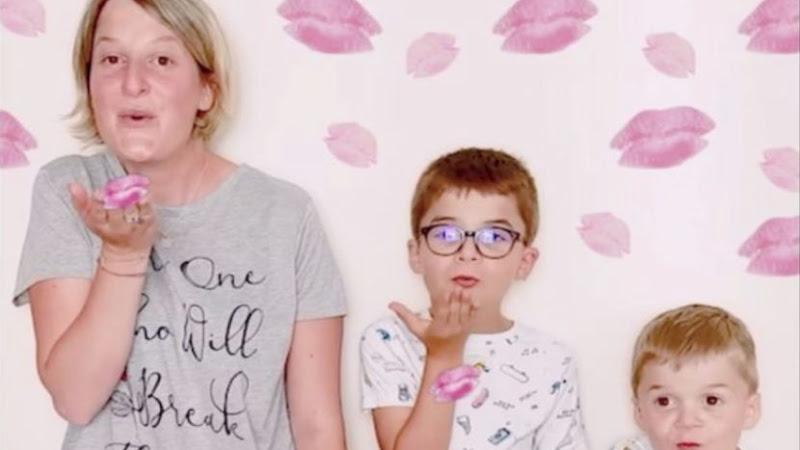 Les Portraits de Mamans : Aurélie, Charlie et Eliot !
