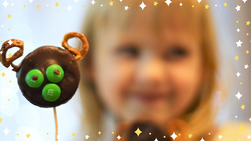 Świąteczne renifery - przepis idealny do zrobienia z dziećmi !