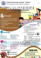 Info Loker Lowongan Pekerjaan di PT. Indomarco Prismatama Surabaya Nopember 2019