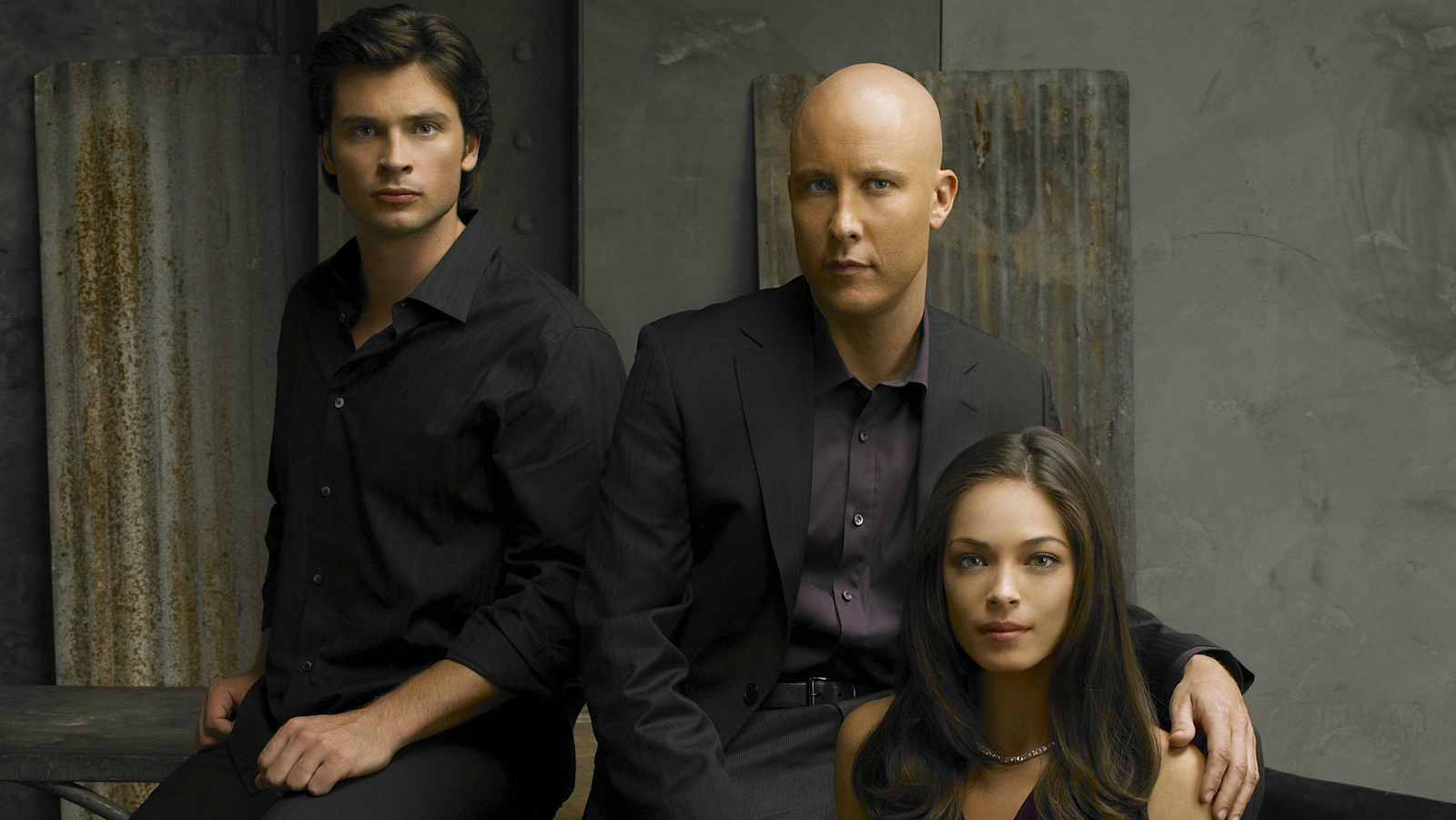 Smallville Tom Welling Clark Kent Michael Rosenbaum Lex Luthor Kristin Kreuk Lana Lang The CW
