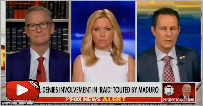 Estados Unidos advierte a Maduro de que no le ponga un solo dedo encima a Juan Guaidó
