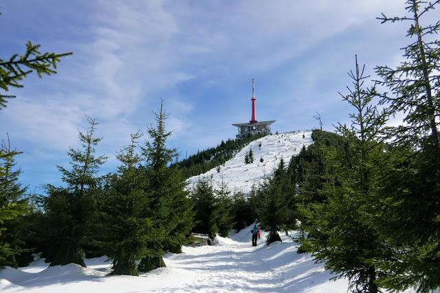 Łysa Góra Czechy