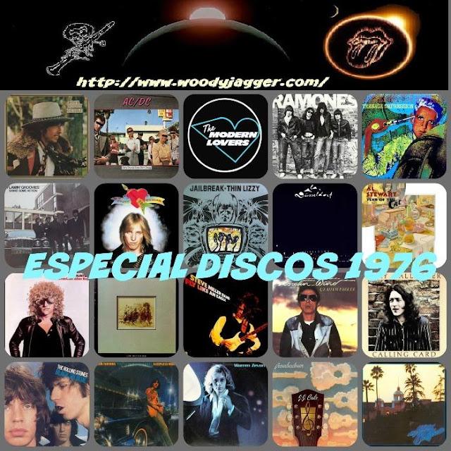 Mejores discos de 1976