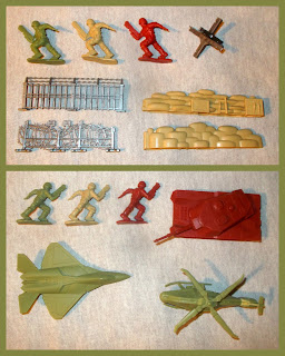 6 Galoob X-panders Lanard The Corps Elite Fantasy G.I's Plastic Toy Soldiers - AFV Tank Jet Fighter Accessories 4 104 Pieces; 3 Armies; Attack Helicopter; Attack Walker; Challenger I; Challenger II; Fantasy Figures; Galoob GI's; Giant Sets; Helicopter; Lanard Toys; M1 Abrams; Made in China; Plastic Figurines; Sci Fi Figurines; Science Fiction Figures; Small Scale World; smallscaleworld.blogspot.com; Smyths Toys; Vehicles; Walker Bot; Walmart;