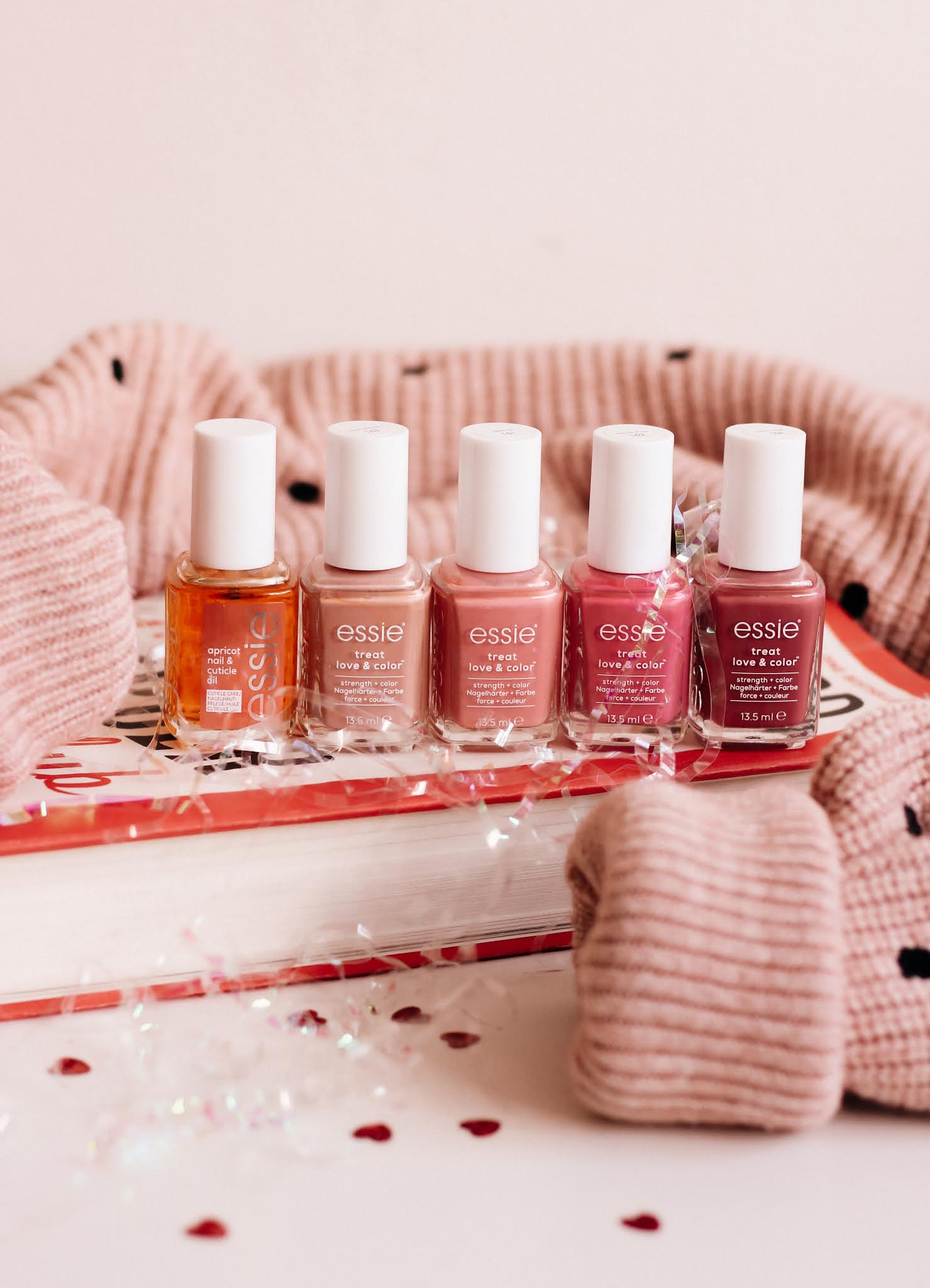 Essie Treat Love and Colour Nail Review