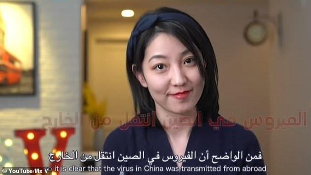 """Cina dice al mondo arabo che Covid-19 """"è esploso"""" da un laboratorio americano"""