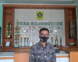 Desa Bojonggede Siap Salurkan 2573 Karung Beras Melalui Aplikasi POS