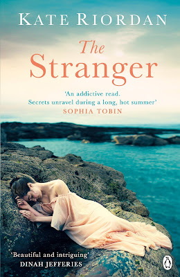 The Stranger by Kate Riordan book cover