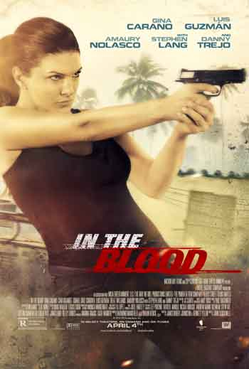 In the Blood 2014 English 480p 300MB BRRip MKV