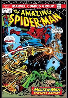 Amazing Spider-Man #132