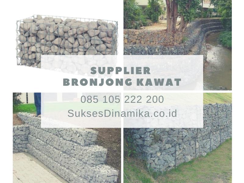 Pemasok Bronjong Kawat Kota Bontang Kalimantan Timur,bronjong kawat